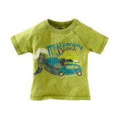 Baby Boy Tees & Tops | Tea Collection