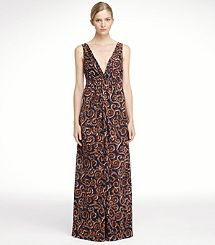 My summer dress for this year.... The Coral Dress by Tory Burch