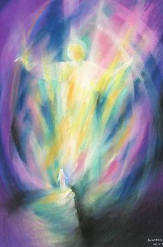Bring us back to your ancient ways Lord, and restore the tabernacle where your tangible Presence dwells among us, your Holy people, and show us your truths.--PH  At the Threshhold ~ in pastels, movingthesoulwithcolor.com
