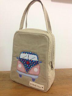 Bolsa para passeio do bebê. Baby Bag.