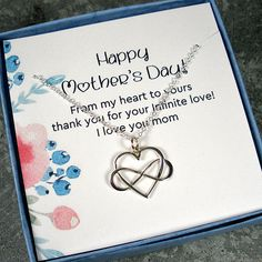 Mothers Day Gift  Mothers Day from Daughter from Son Mothers