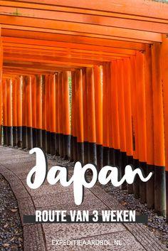 Ga je 2 of 3 weken rondreizen in Japan? Lees hier alle tips voor je zelfstandige reis naar Japan: van reisroute tot budget en de aanschaf van een JR Pass. Asia Travel, Solo Travel, Japan Travel, Travel Tips, Travel Inspiration, Places To Go, Road Trip, Calm, Classy