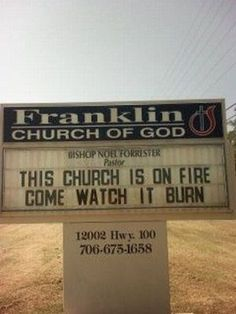 25 - 24 images - Death To Boredom Funny Church Signs, Funny Signs, Christianity, Haha, Religion, Funny Pictures, God, Humor, Quotes
