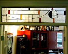 less contemporary leaded glass transom contemporary window treatments