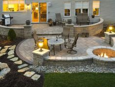 20+ Magnificent Outdoor Stone Walls That Will Beautify Your Garden