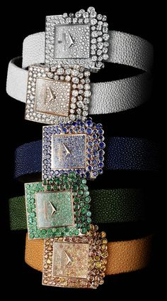 de Grisogono 'Sugar' watches