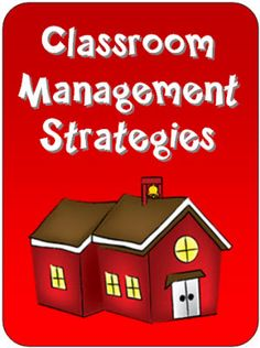Classroom Management - Whole Class Management tips and strategies
