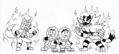 Ice Climber, Multimedia, Pikachu, Pokemon, Diddy Kong, Wii Fit, Little Doodles, Super Smash Bros, Bowser