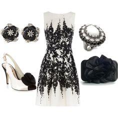 Love black and white
