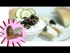 Salsa Tzatziki - Le Ricette di Alice - YouTube