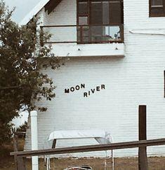 #moonriver #house #aesthetic #letters #words #vsco Aesthetic Letters, Moon River, Vsco, My Photos, Tutorials, House, Home, Homes, Houses