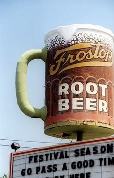 The Frostop. New Orleans, Louisianna