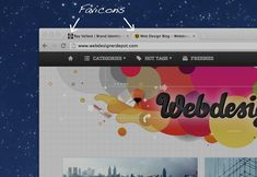 favicons What's the point of having a favicon and how to create a favicon