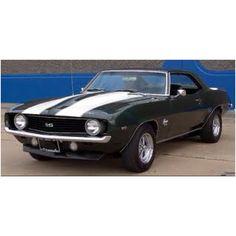 1969 Camaro... My future old car!