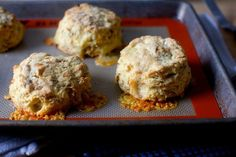 Caramelized Onion and Gruyere Biscuits | 28 Delicious Things To Cook In February