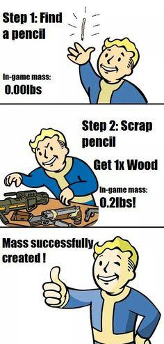 Fallout 4 Physics Logic