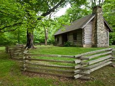 Log+Cabin+in+the+Woods | Cabin in the Woods | Flickr - Photo Sharing!