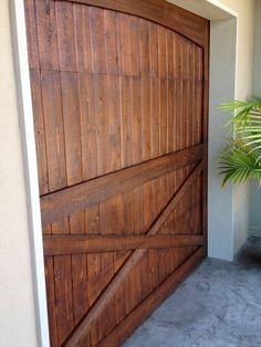 Carriage Door @ Trotter Doors