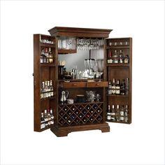 Sonoma Hide A Home Bar in Americana Cherry - 695064 - Lowest price online on all Sonoma Hide A Home Bar in Americana Cherry - 695064