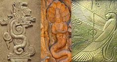 The NAGA: Reptilian Type Beings Featured In Many Cultures Around The World | Stillness in the Storm