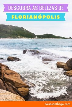 Além das belas praias de Florianópolis, como a Praia Mole e a Praia da Galheta, que tal aproveitar seus dias na Ilha da Magia e descobrir também mais alguns cantinhos super fotogênicos, como a Lagoa da Conceição, o Parque das Dunas e o Centro Histórico?!: