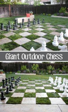 Giant Outdoor Cheas