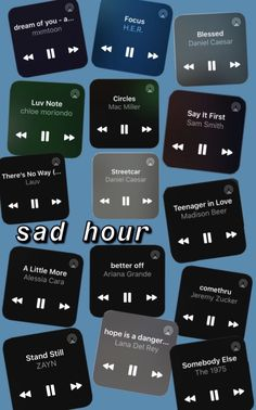 sad hour, a playlist by leti estery on Spotify Heartbreak Songs, Breakup Songs, Soul Songs, Music Songs, Chill Songs, Depressing Songs, Throwback Songs, Love Songs Playlist, Music Recommendations