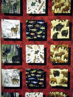 #quilts Call Of The Wild