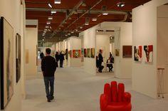 Partecipazione a : ARTE Piacenza - Fiera d'arte - 24/26 novembre 2012  Galleria l'Artista - Lendinara Ro.