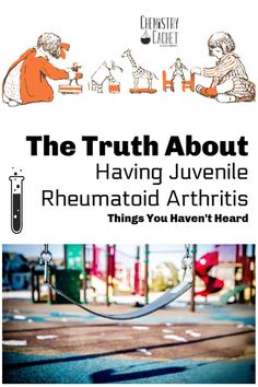 This powerful post shares the truth about having juvenile rheumatoid arthritis. From the diagnosis to treatment to adulthood. Find out these important things if you know someone facing this battle on Chemistry Cachet Juvenile Rheumatoid Arthritis, Knee Arthritis, Arthritis Pain Relief, Types Of Arthritis, Psoriatic Arthritis, Learning To Pray, Arthritis Exercises