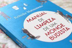 Manual de Limpeza de um Monge Budista, de Keisuke Matsumoto (resenha) | Camile Carvalho #leveporai