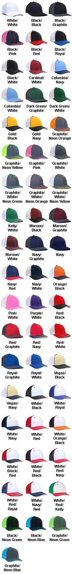 Trucker Mesh Cap - All Colors
