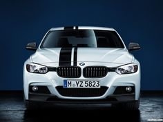 BMW serie 3 sedan performance accessories f30 2012