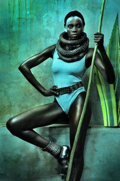 Africa Fashion Awards 2011 African Warrior