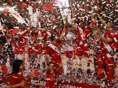 Hóquei em Patins: SL Benfica (Campeão da Europa e Bicampeão de Portugal) tem a melhor equipa do ano 2016!!!