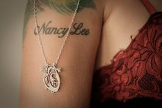Perfect for Mother's Day! Anatomical Heart Necklace in by scarlettgarnet, $65.00