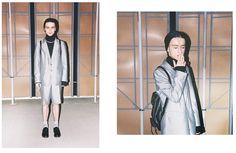 More looks by Data Alekseev: http://lb.nu/dataalekseev  #streetstyle #dataalekseev #datasblog #guy #boy #black #grey #fashion #aboutalook