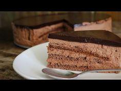 Cookbook Recipes, New Recipes, Cooking Recipes, Greek Desserts, Tiramisu, Deserts, Sweets, Chocolate, Ethnic Recipes
