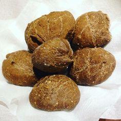 Panini con farina integrale e semi
