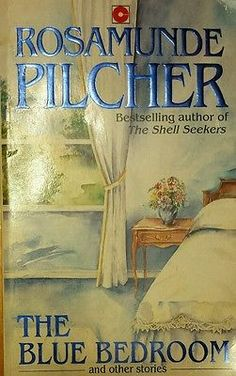The Blue Bedroom & Other Stories Rosamunde Pilcher FREE AUS POST! very good cond