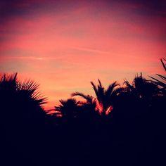 Sunset in France #sunset #france