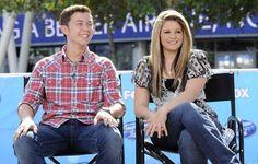 Scotty McCreery and Lauren Alaina the top 2 for Season 10 2011 American Idol.
