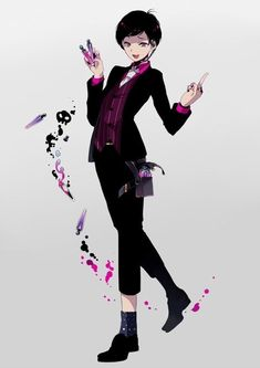 Osomatsu-san- Todomatsu #Anime「♡」Mafia