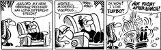 Broom Hilda Comic Strip, November 29, 2016     on GoComics.com