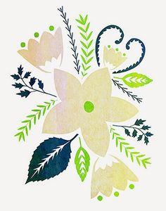 print & pattern: ILLUSTRATION - holly mcdonald