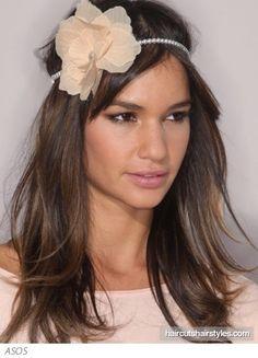 Boho Hair Style With Headband