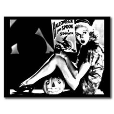 Postcard-Holiday Art-Vintage Halloween 38