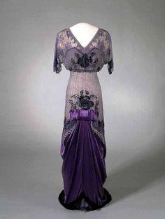 Vintage worn by Queen Maud of Norway 1910  #vintagefashion