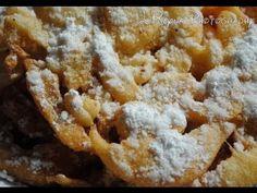 Homemade Funnel Cakes!#Recipes#Trusper#Tip Funnel Cake Bites, Funnel Cakes, Homemade Funnel Cake, Sleepy Hollow, Fun Desserts, Deep Fried Desserts, Disney Desserts, Disney Food, Disneyworld Food