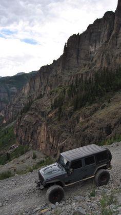 2013 Jeep Wrangler rubicon anniversary edition anvil color black bear pass Telluride CO #pro10 #lifevantage #rubicon #anvilcolor #2013anniversaryedition #Jeepfun #itsajeepthing